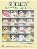 Shelley(tm) Tea Ware Patterns