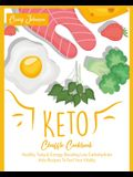 Keto Chaffle Cookbook: Healthy, Tasty & Energy-Boosting Low Carbohydrate Keto Recipes To Fuel Your Vitality