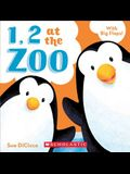 1, 2 at the Zoo