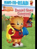 Daniel Goes Camping!: Ready-To-Read Pre-Level 1