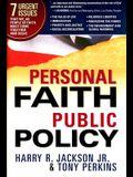 Personal Faith, Public Policy