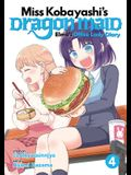 Miss Kobayashi's Dragon Maid: Elma's Office Lady Diary Vol. 4