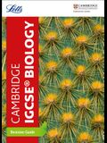 Letts Cambridge Igcse(r) - Cambridge Igcse(r) Biology Revision Guide
