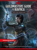 Dungeons & Dragons Guildmasters' Guide to Ravnica Maps and Miscellany (D&d/Magic: The Gathering Accessory)