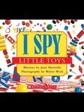 I Spy Little Toys: A Book of Picture Riddles