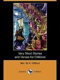 Very Short Stories and Verses for Children (Dodo Press)