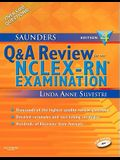 Saunders Q & A Review for the Nclex-Rn? Examination [With CDROM]
