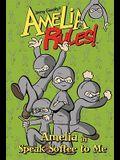 Amelia in Speak Softee to Me