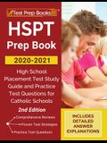 HSPT Prep Book 2020-2021: High School Placement Test Study Guide and Practice Test Questions for Catholic Schools [2nd Edition]