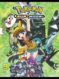Pokémon: Sun & Moon, Vol. 9, Volume 9