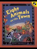 Eight Animals on the Town