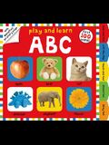 Play and Learn ABC: First 100 Words, with Novelties on Every Page