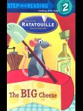 The Big Cheese (Step into Reading)(Ratatouille Movie tie in)
