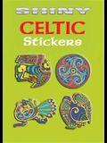 Shiny Celtic Stickers