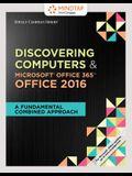 Mindtap Computing, 1 Term (6 Months) Printed Access Card for Campbell/Freund/Frydenberg/Last/Pratt/Sebok/Vermaat's Shelly Cashman Series Discovering C