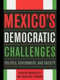 Mexico's Democratic Challenges: Politics, Government, and Society