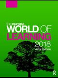 The Europa World of Learning 2018