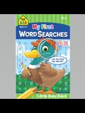 My First Word Searches Little Busy Book