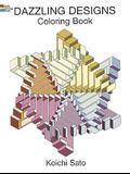 Dazzling Designs Coloring Book