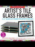 Studio Series Artist's Tile Glass Frames (Set of 4 Clip Frames)