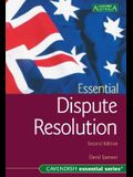 Essential Dispute Resolution 2/E
