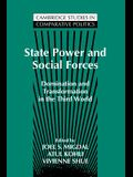 State Power and Social Forces: Domination and Transformation in the Third World