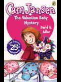 CAM Jansen: CAM Jansen and the Valentine Baby Mystery #25