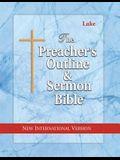 Preacher's Outline & Sermon Bible-NIV-Luke