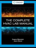 The Complete HVAC Lab Manual by Silberstein/Obrzut