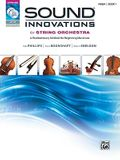 Sound Innovations for String Orchestra, Bk 1: A Revolutionary Method for Beginning Musicians (Violin), Book & Online Media [With CD (Audio) and DVD]