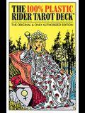 The 100% Plastic Rider-Waite Tarot Deck