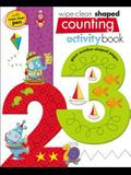 Wipe Clean Shape Counting and Activity Book