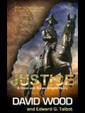 Justice: A Dane and Bones Origins Story