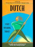 Dutch Language/30 [With Book]