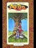 Akiko Volume 4: The Story Tree