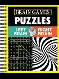 Brain Games - Puzzles: Left Brain Right Brain