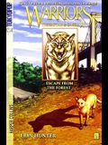 Warriors Manga: Tigerstar and Sasha #2: Escape from the Forest