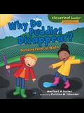 Why Do Puddles Disappear?: Noticing Forms of Water (Cloverleaf Books - Nature's Patterns)