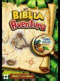 Biblia Aventura, Nvi, Tapa Dura / Spanish Adventure Bible, Nvi, Hardcover