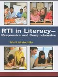 RTI in Literacy: Responsive and Comprehensive
