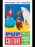 Pup Culture: Stories, Tips, and the Importance of Adopting a Dog
