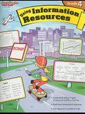 Using Information Resources: Reproducible Grade 4