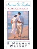Starting Out Together: A Devotional for Dating or Engaged Couples