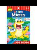 School Zone My First Mazes Tablet Workbook