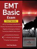 EMT Basic Exam Textbook: EMT-B Test Study Guide Book & Practice Test Questions for the National Registry of Emergency Medical Technicians (NREM