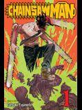 Chainsaw Man, Vol. 1, 1
