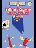 Belle and Cayenne Visit the Great State of Nevada