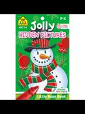 Jolly Hidden Pictures Little Busy Book