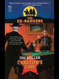 Carston's Law (Exrangers 9)