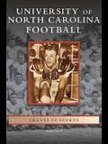 University of North Carolina Football